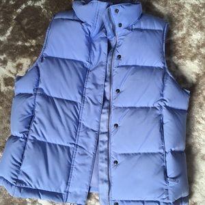 LL Bean Puffer Vest